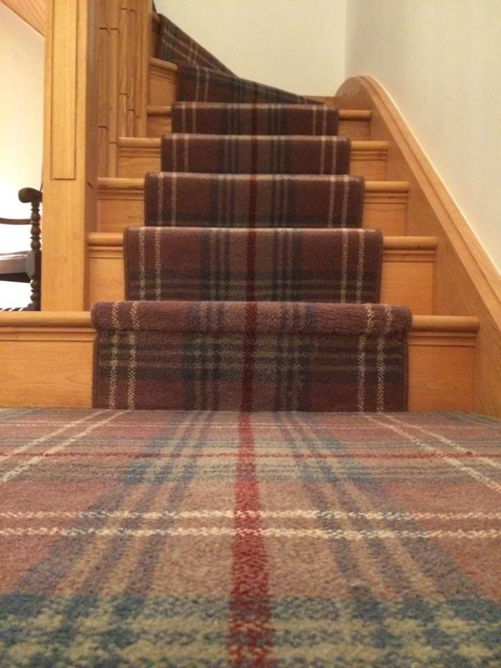 professionally_cleaned_tartan_stairs_carpet_